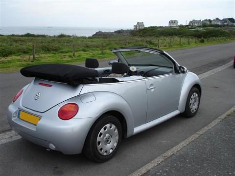 voiture vw new beetle 2006 cabriolet essence vendre. Black Bedroom Furniture Sets. Home Design Ideas