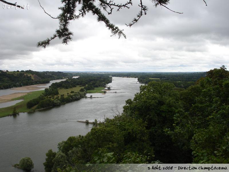 Champtoceaux, les bords de Loire