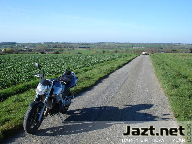 Moto Suzuki GSR 600