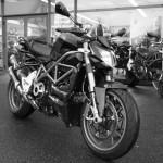 Ducati Streetfighter S 1098 de David Jazt