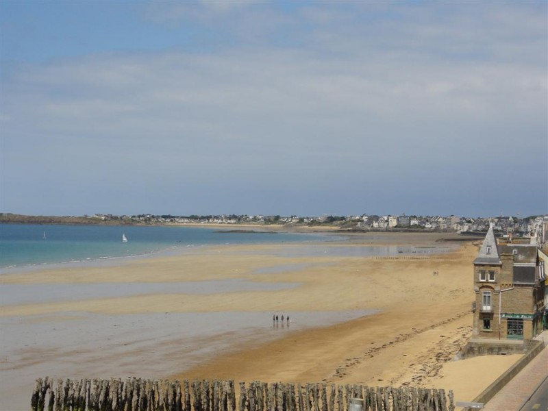 Hôtel vue mer Saint-Malo