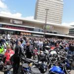 Du monde à la manif de Rennes le 18 juin