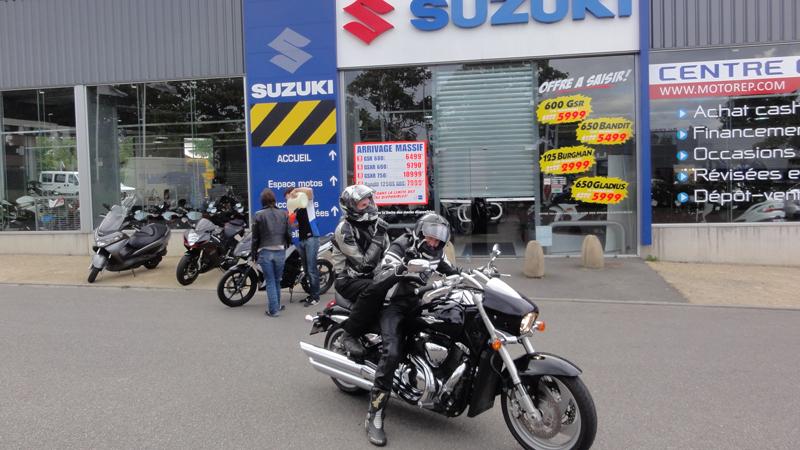 Suzuki Nantes