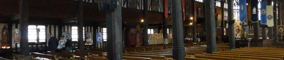 Église de la Ville de Honfleur