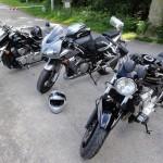 sortie moto au départ de Rennes