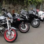 Motard Rennais : sortie moto septembre 2011