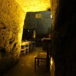 restaurant des cathédrales de la Saulaie