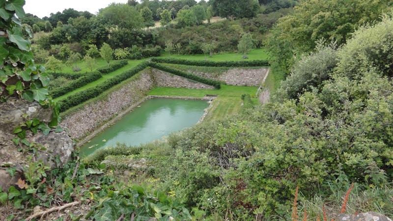 Les jardins du chateau de la roche jagu