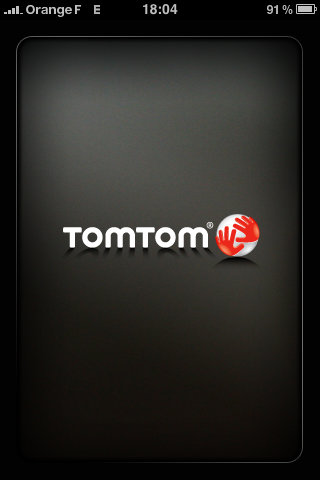Tomtom pour iPhone