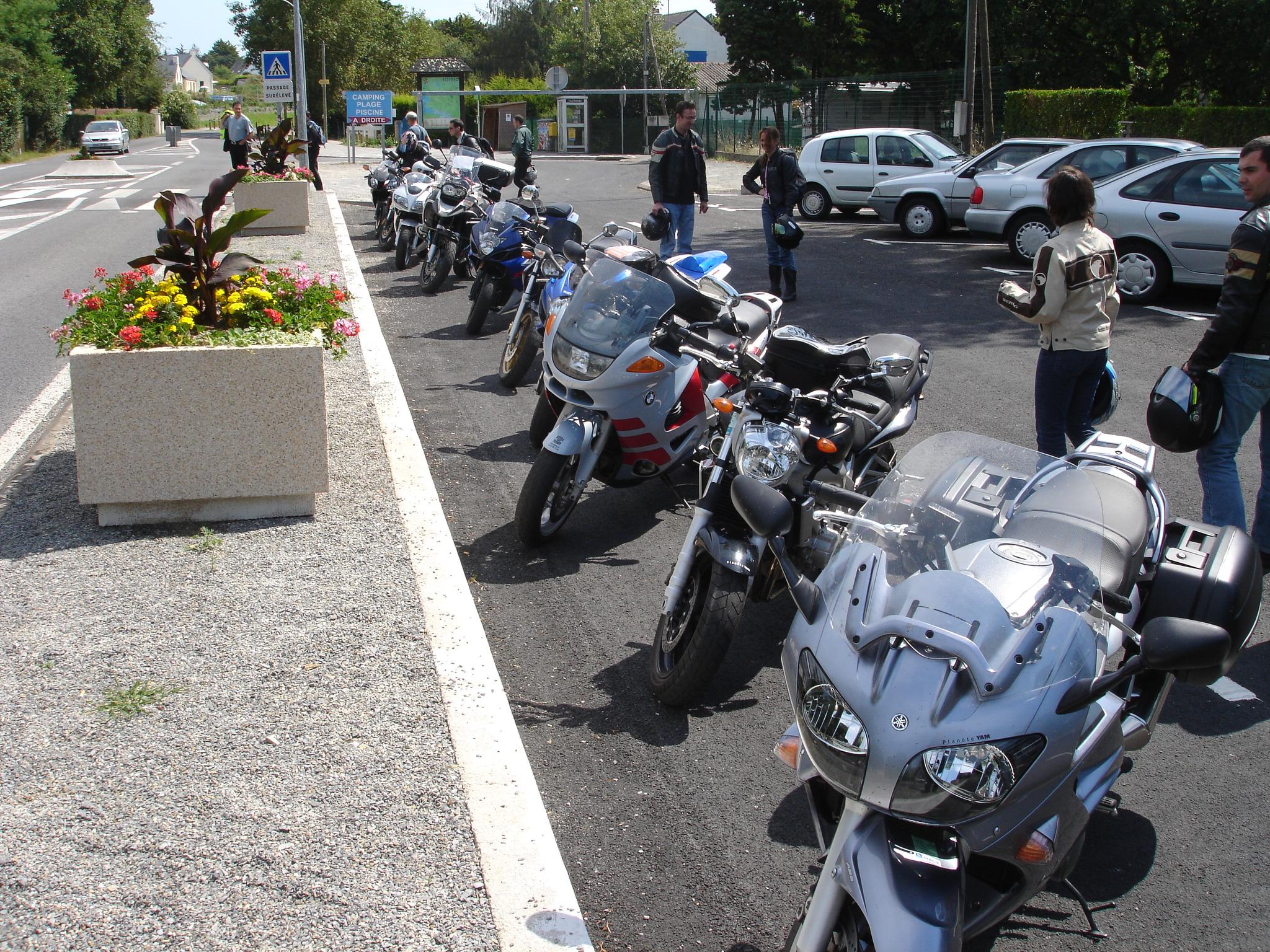 sortie moto 2011