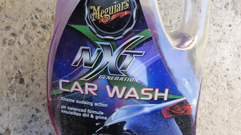 Car Wash Meguiars
