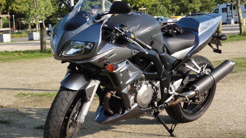 sv 1000 s boxer edition 2007 gris anthracite