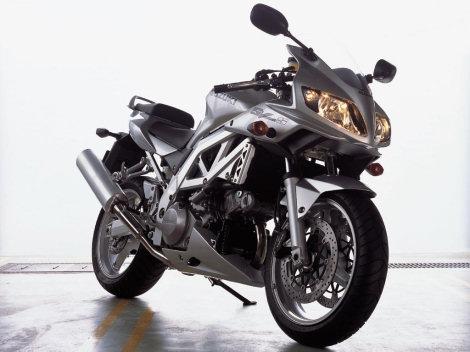 moto Suzuki SV 1000 S 2003