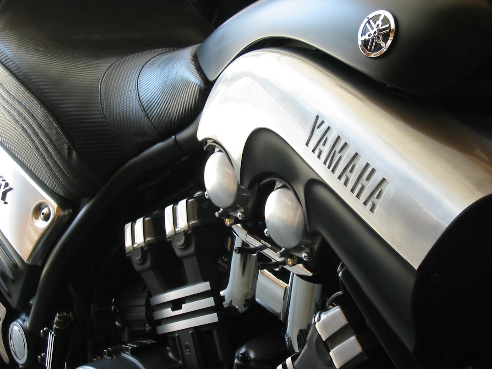 V-Max moto pour motard expérimenté