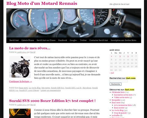 Jazt.com : le blog moto
