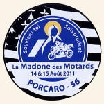 Madone des Motards 2011