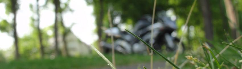 belle sortie moto entre ami en Bretagne