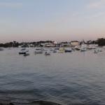 port de Bénodet depuis Sainte-Marine