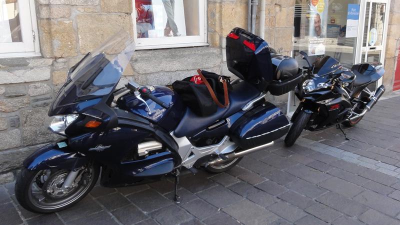 différents styles de moto pour mes sorties moto