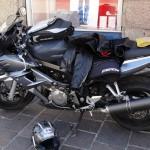 sortie moto en duo
