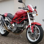 Moto Ducati S2R