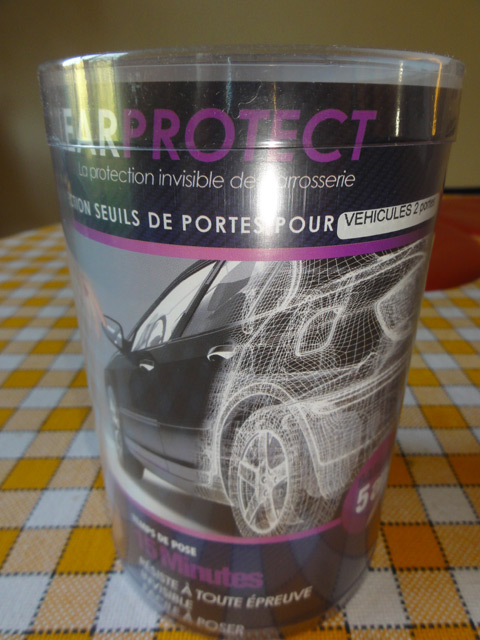 Clear protect : la solution anti rayure pour moto et automobile