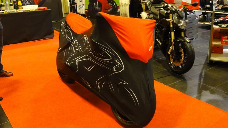 Ducati 1199 S à Rennes chez Ducati
