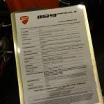 Ducati 1199 S : tarifs 2012