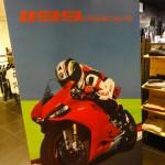 Ducati 1199, moto de sport à l'Italienne