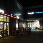 Concession Ducati et Triumph à Rennes