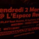 Carl Craig à l'Espace Club - Rennes
