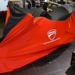 Livraison de la moto Ducati de David Jazt