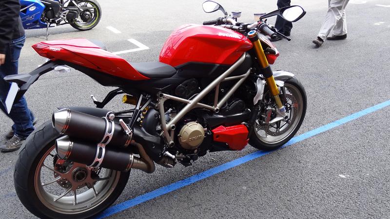 Ducati Rennes : 1098 S