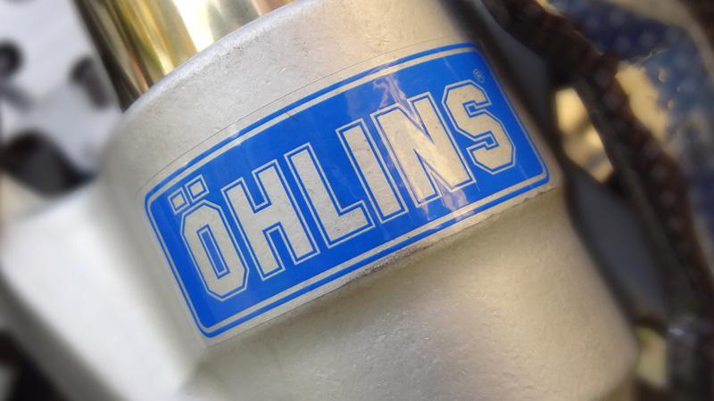 Suspension Ohlins