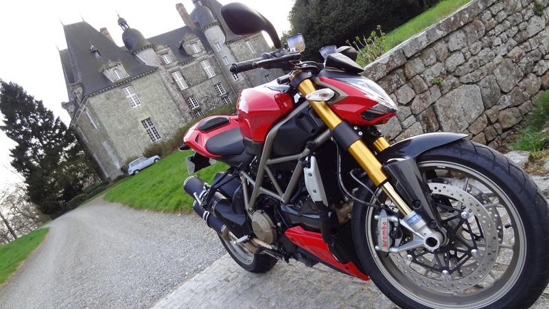 1098 Ducati Streetfighter S