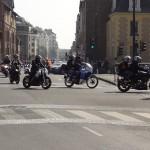 6000 motos à Rennes