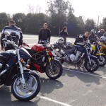 Motard Breton : sortie moto du 25 mars 2012