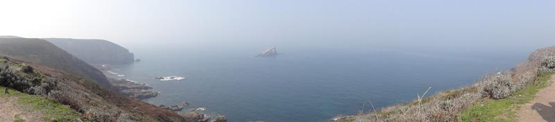 la mer sur le Cap Fréhel