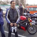 Sortie moto des Motards Rennais