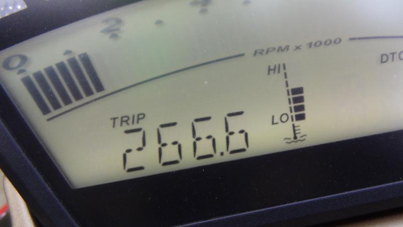 270km de bonheur à moto