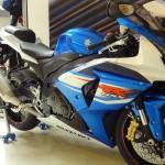 GSXR 1000 2012 à Drym's Moto