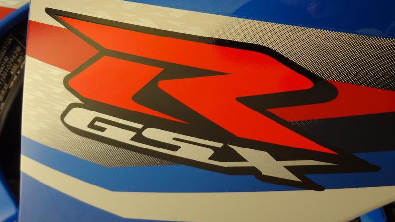 Suzuki Moto : GSXR