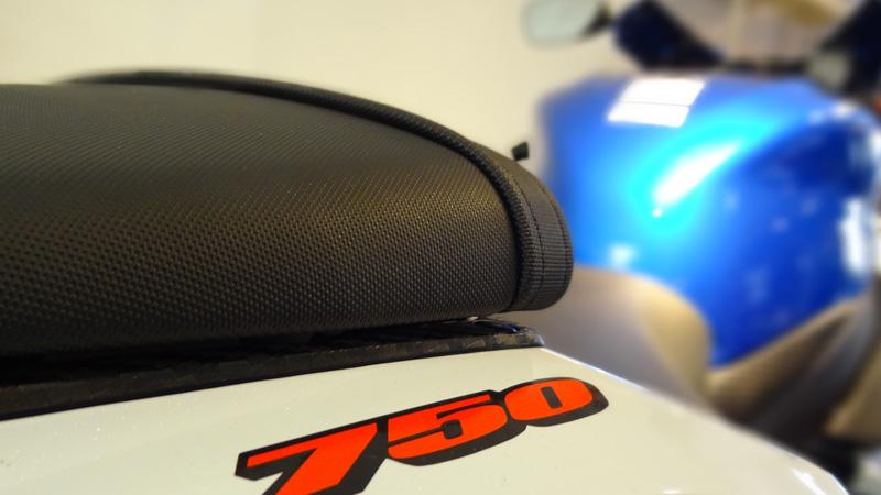 GSXR 750 : suzuki Rennes
