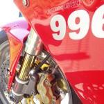 Ducati 996 S à Rennes