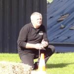 Bernard, le chef atelier Ducati Rennes