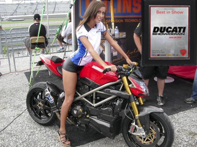 Une femme à moto n'est pas plus dangereuse qu'un homme
