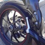 Mono bras Ducati 1100 Hypermotard