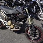 Ducati Hypermotard 1100 Rennes