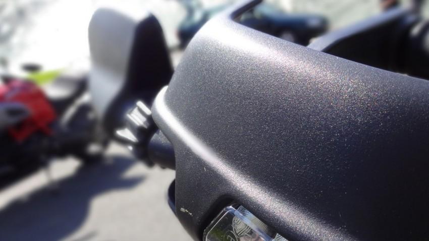 rétroviseur Hypermotard Ducati 1100