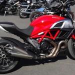 Ducati Diavel : concession Ducati Rennes